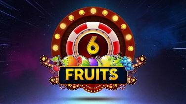 6 Fruits listing