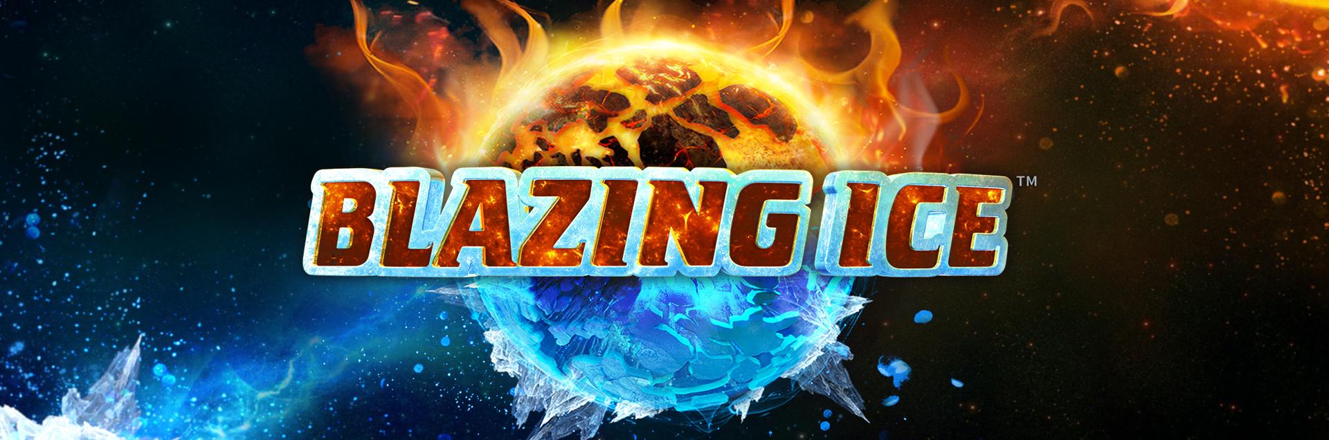 BlazingIce logo