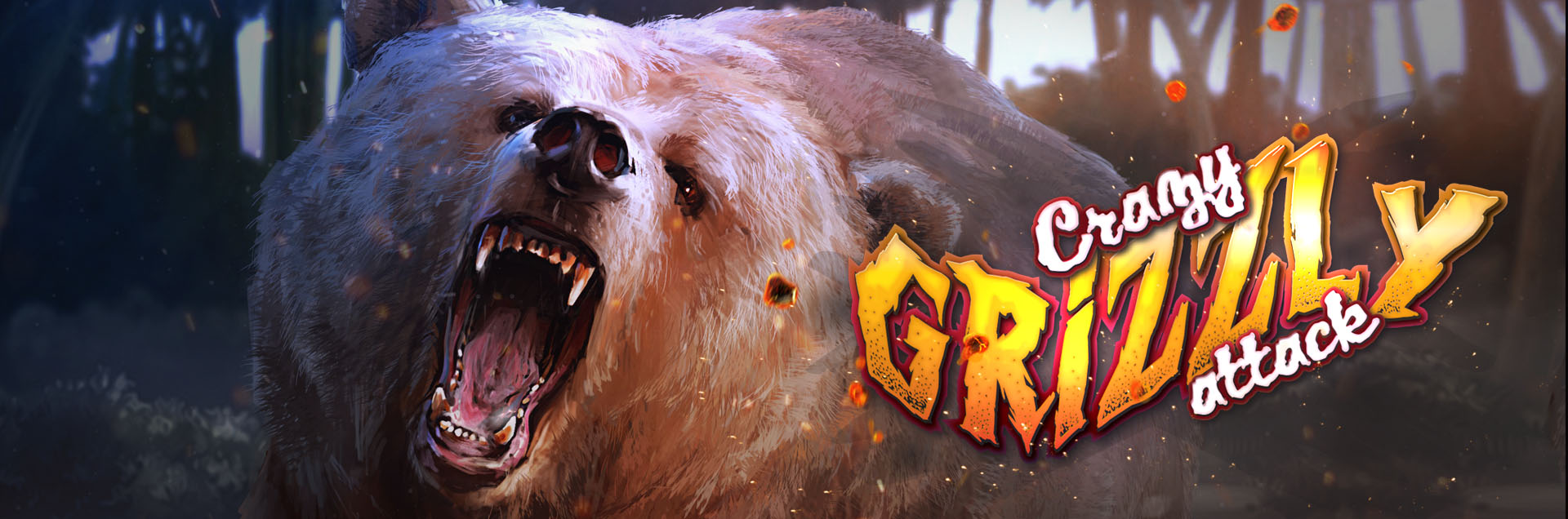 Crazzy grizzly