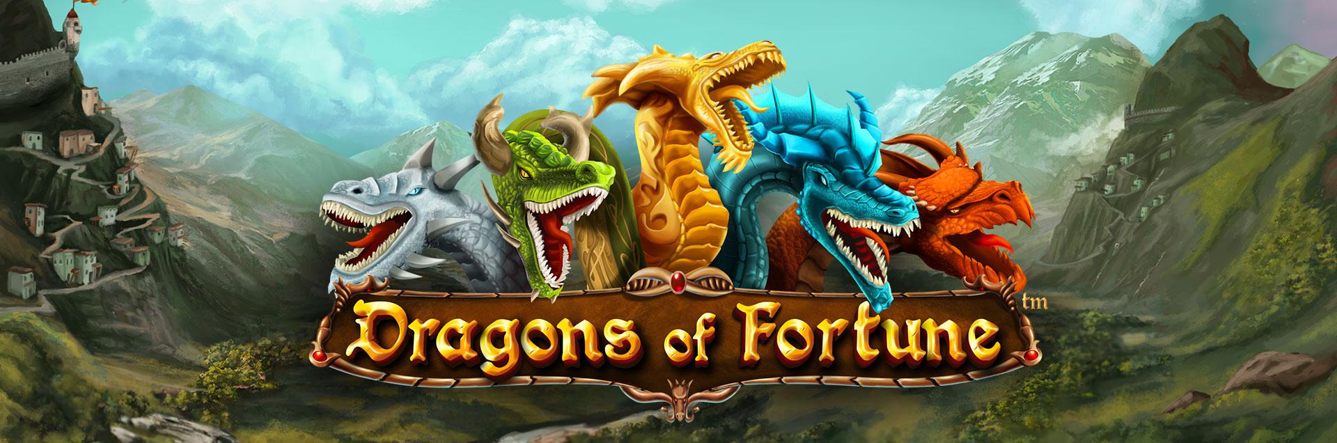 Dragons logo header