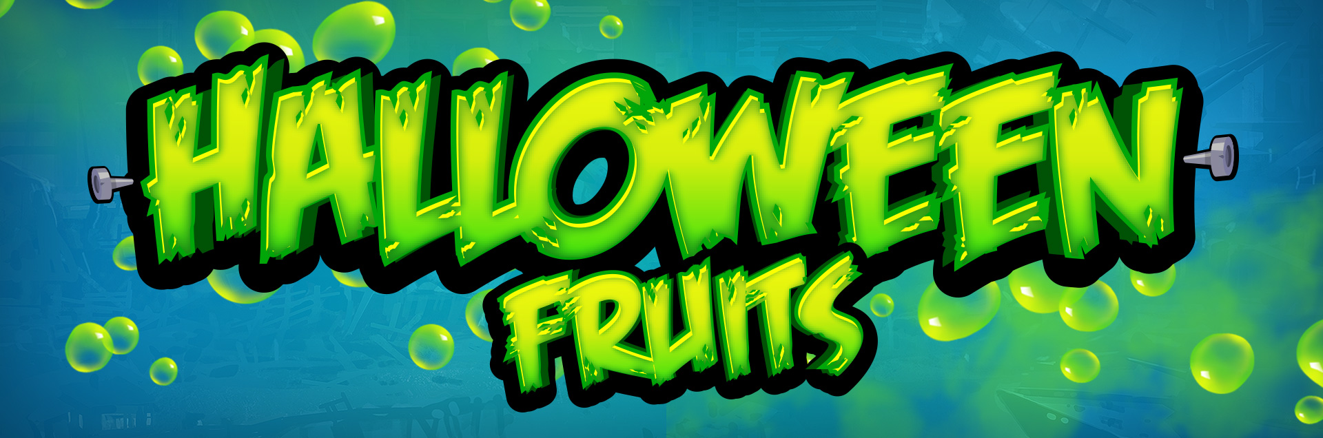 Halloween Fruits logo