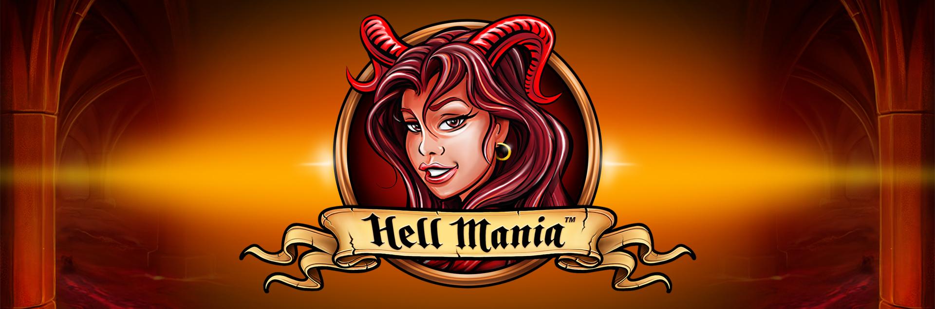 HellMania logo
