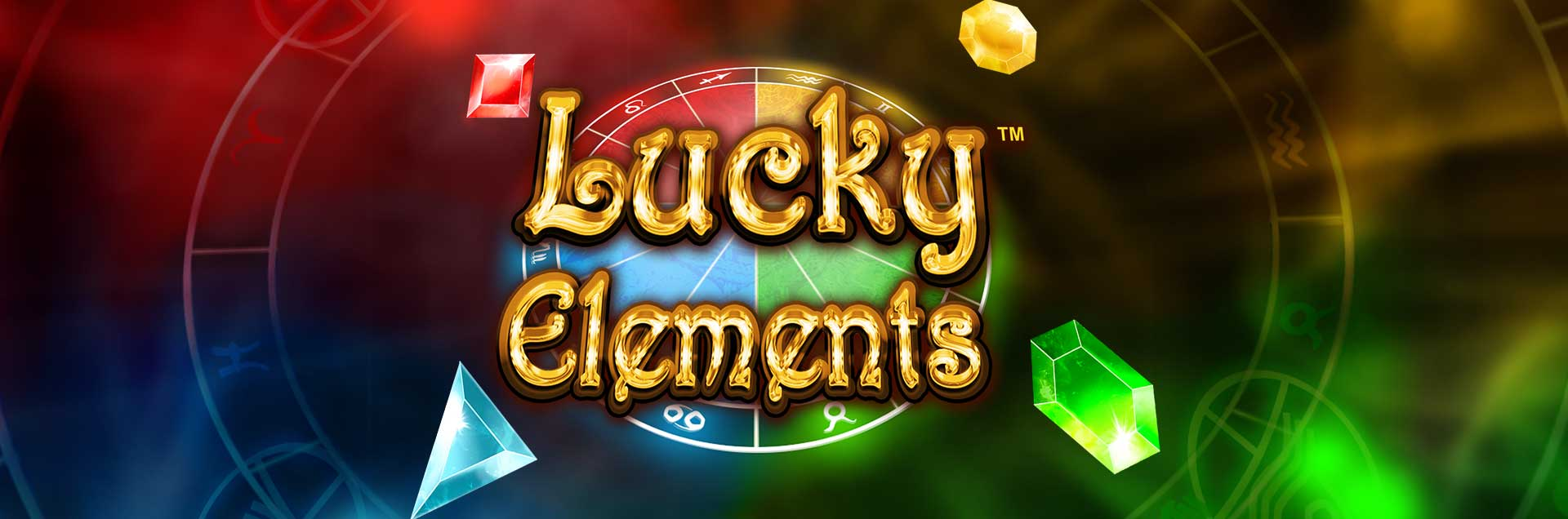 Lucky Elements Games Header Image