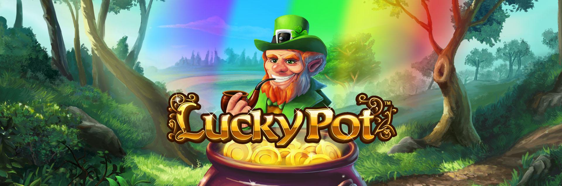 LuckyPot logo