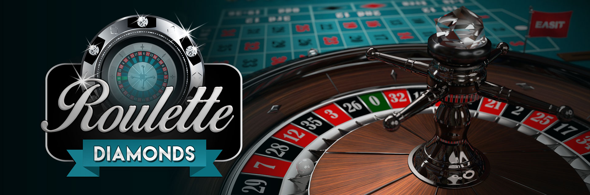 Roulette Diamonds logo