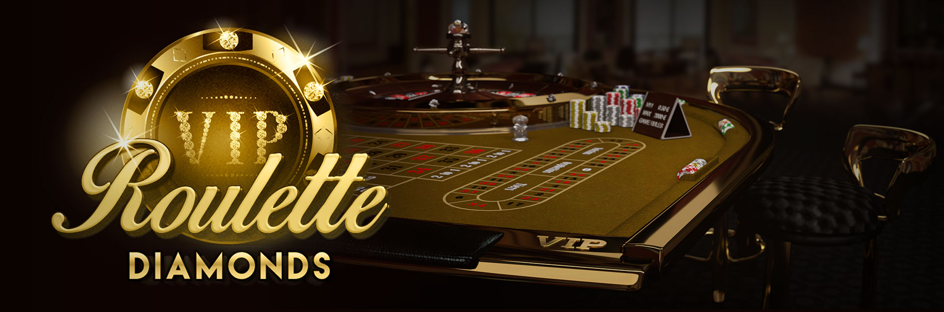 Roulette Diamonds vip logo