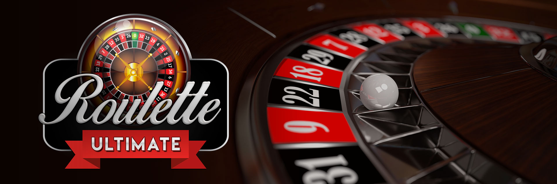 Roulette Ultimate logo