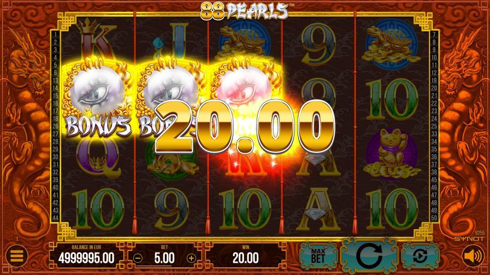 88Pearls bonussymbol