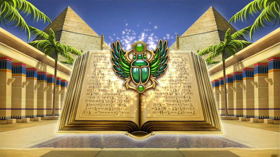 BookofSecrets book