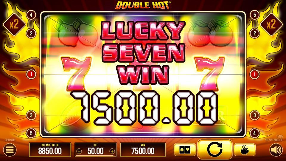DoubleHot luckyseven
