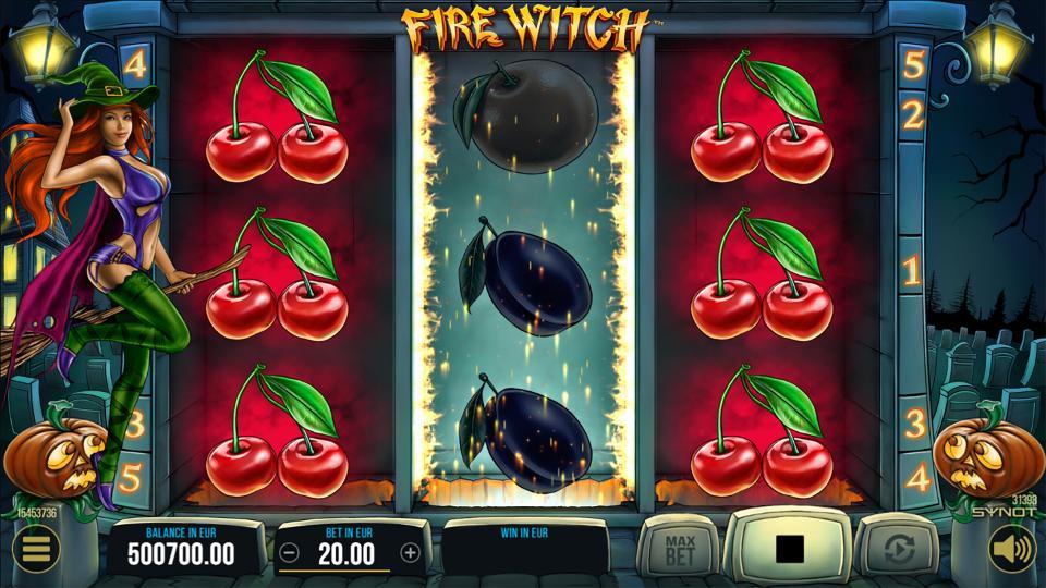FireWitch Respins