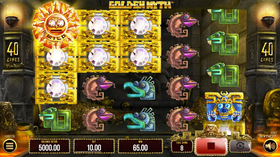 GoldenMyth freespins feature2