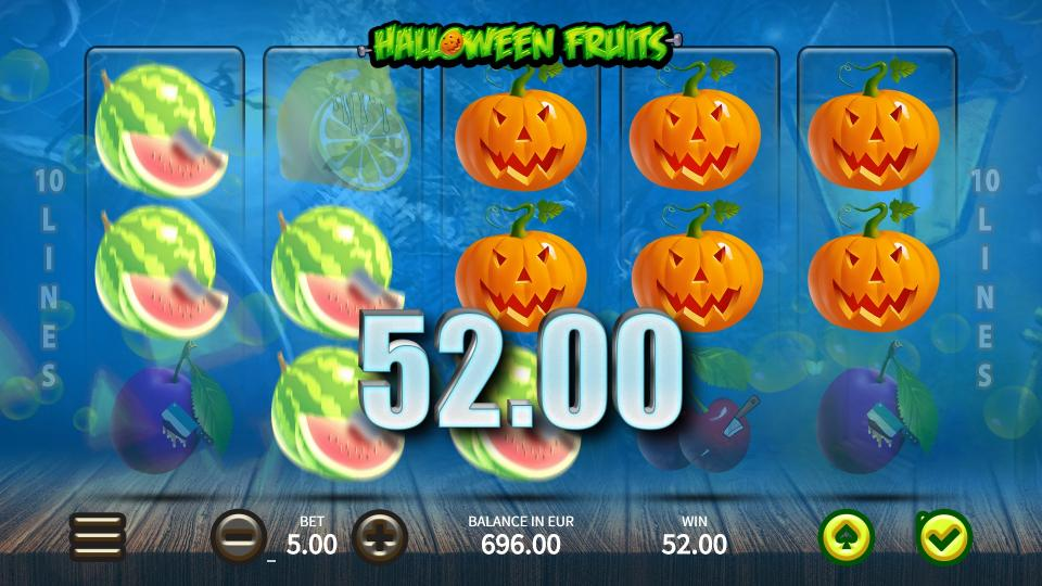 HalloweenFruits win3