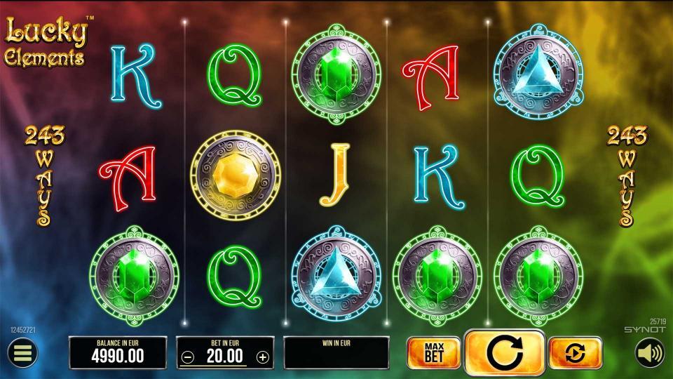 Lucky Elements Reels