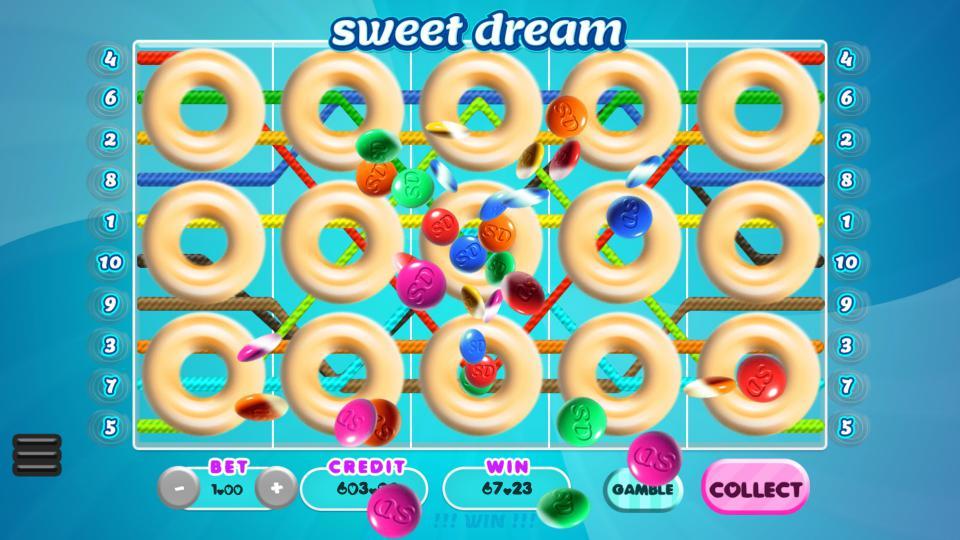 SweetDream bigwin