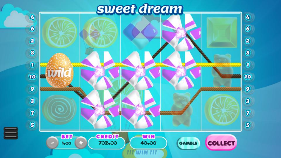 SweetDream wild