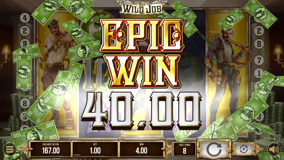 TheWildJob epicwin