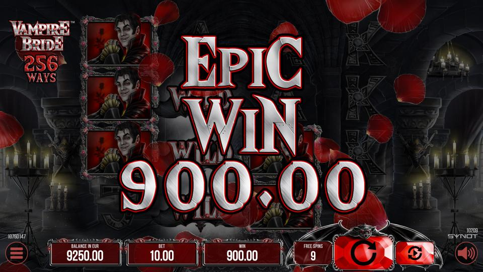 VampireBride epicwin