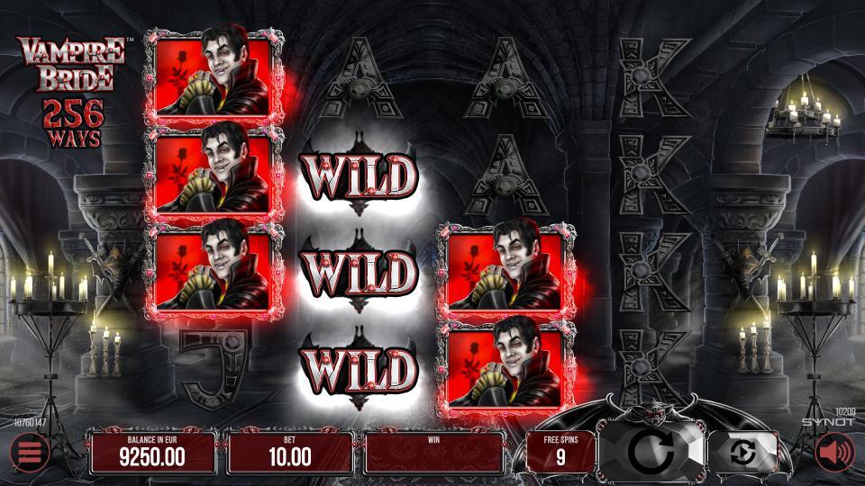 VampireBride wildsymbol