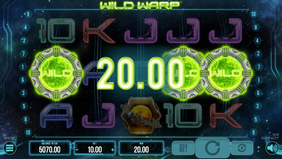 WildWarp wildwin