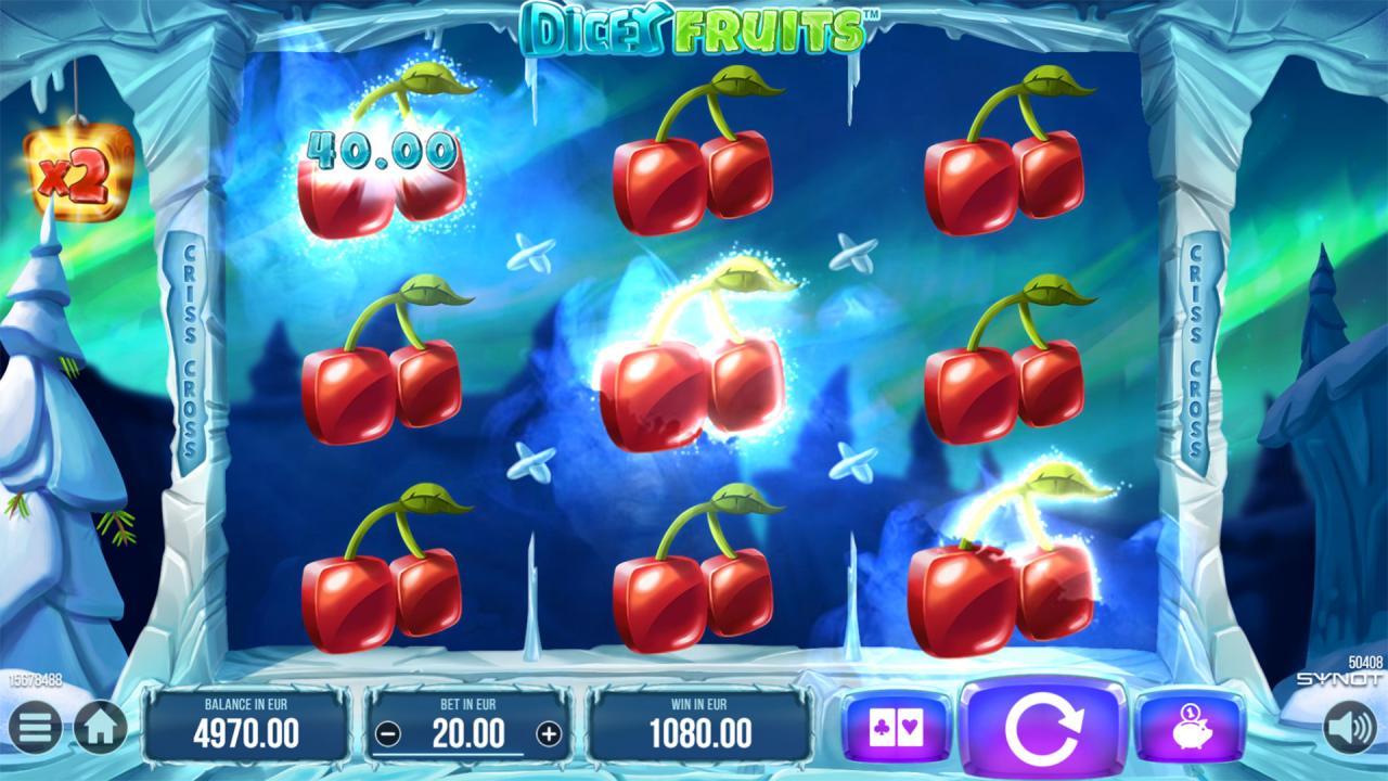 Dicey Fruits full reels