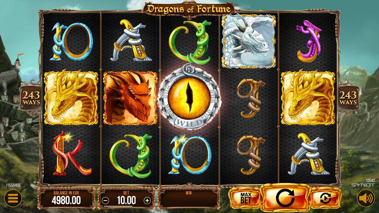 DragonsofFortune reelswild