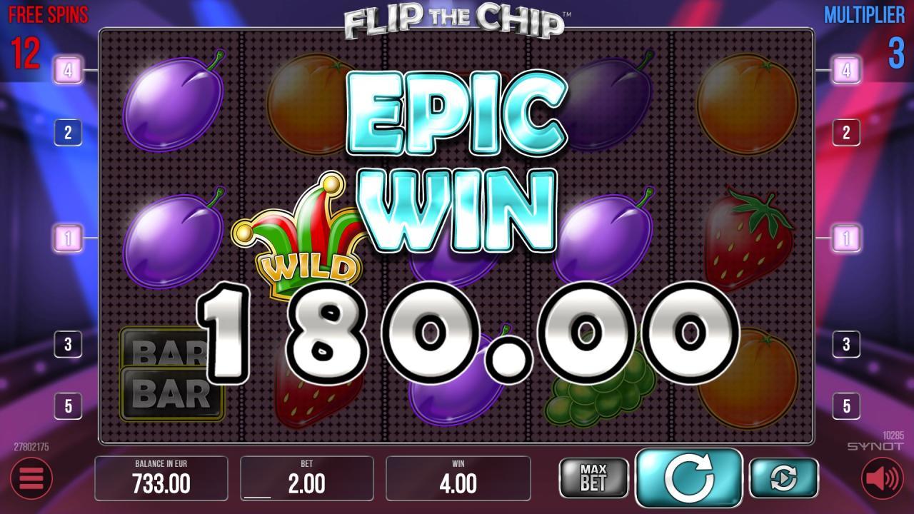 FliptheChip epicwin