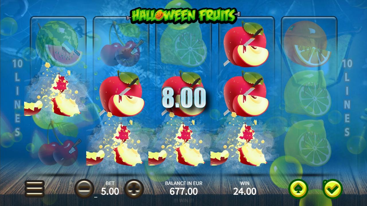 HalloweenFruits win2