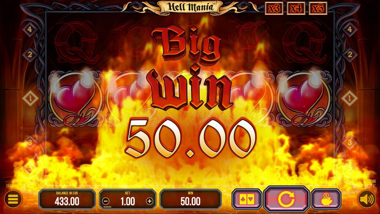 HellMania bigwin
