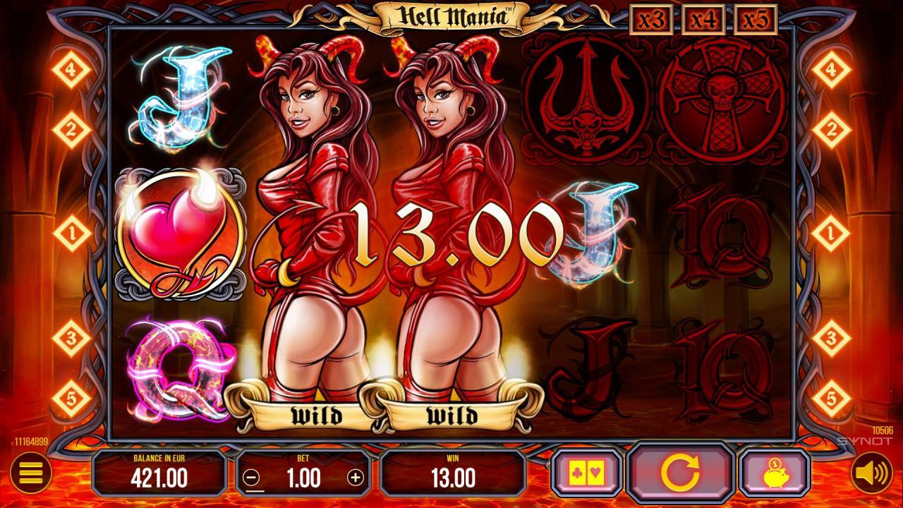 HellMania wild