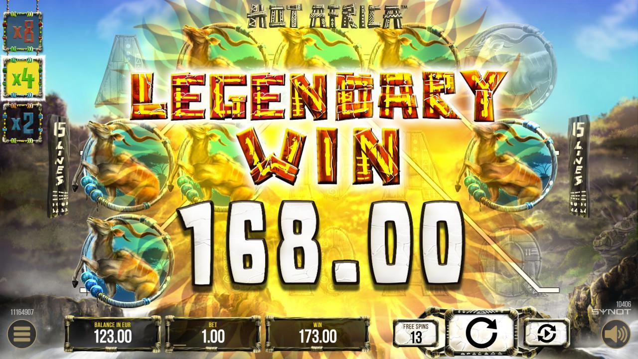 HotAfrica legendarywin