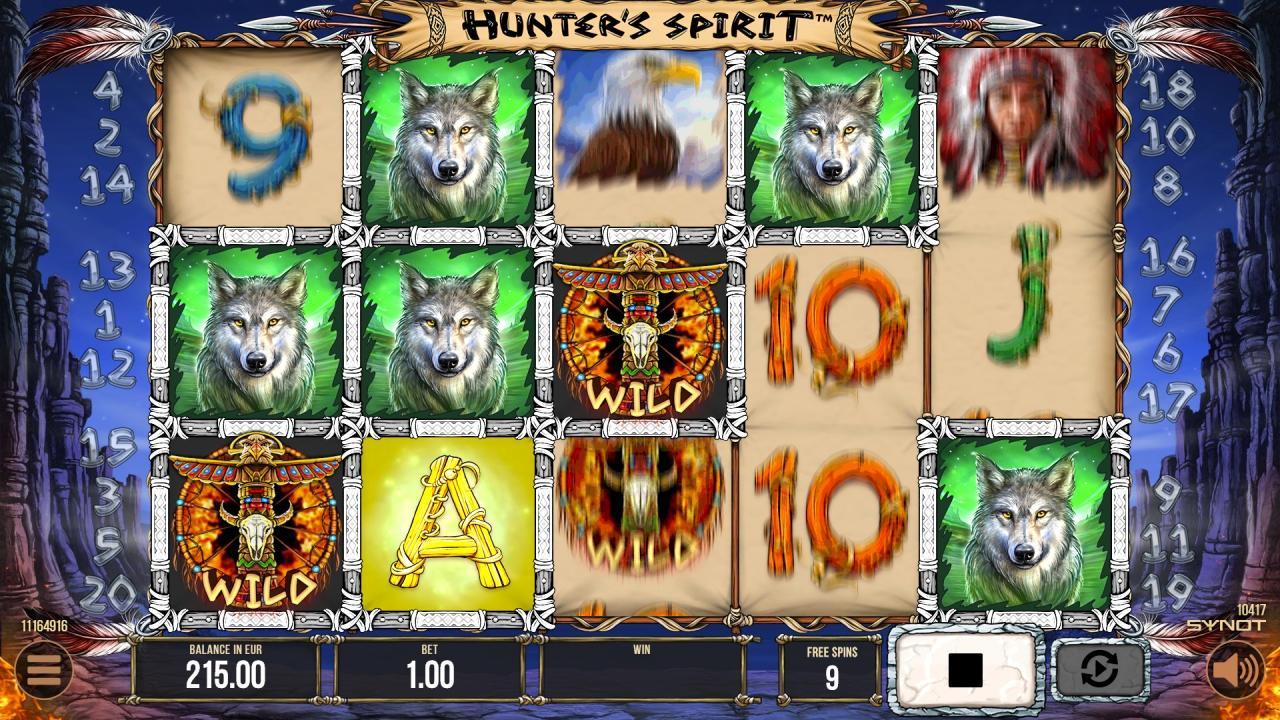 HuntersSpirit respin