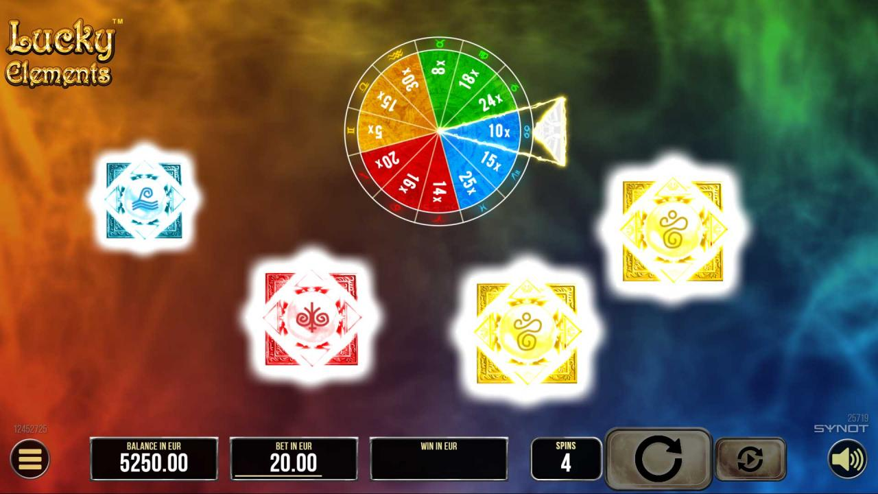 Lucky Elements FourElements2