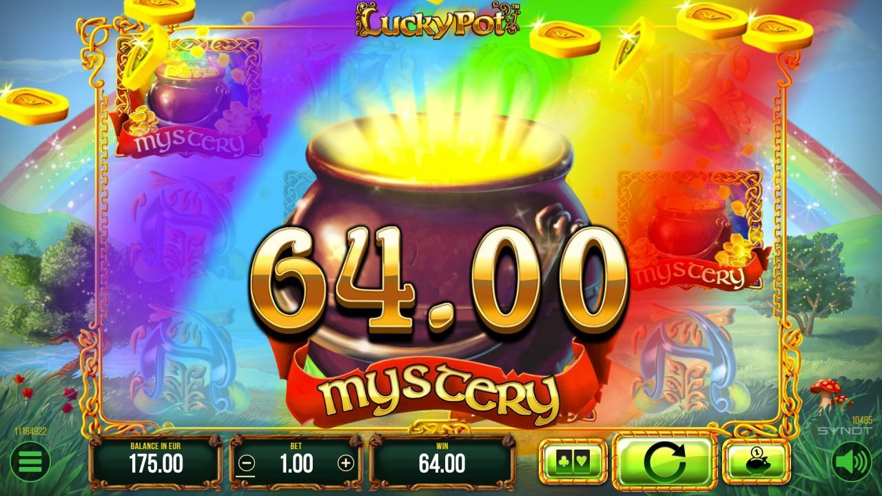 LuckyPot mystery