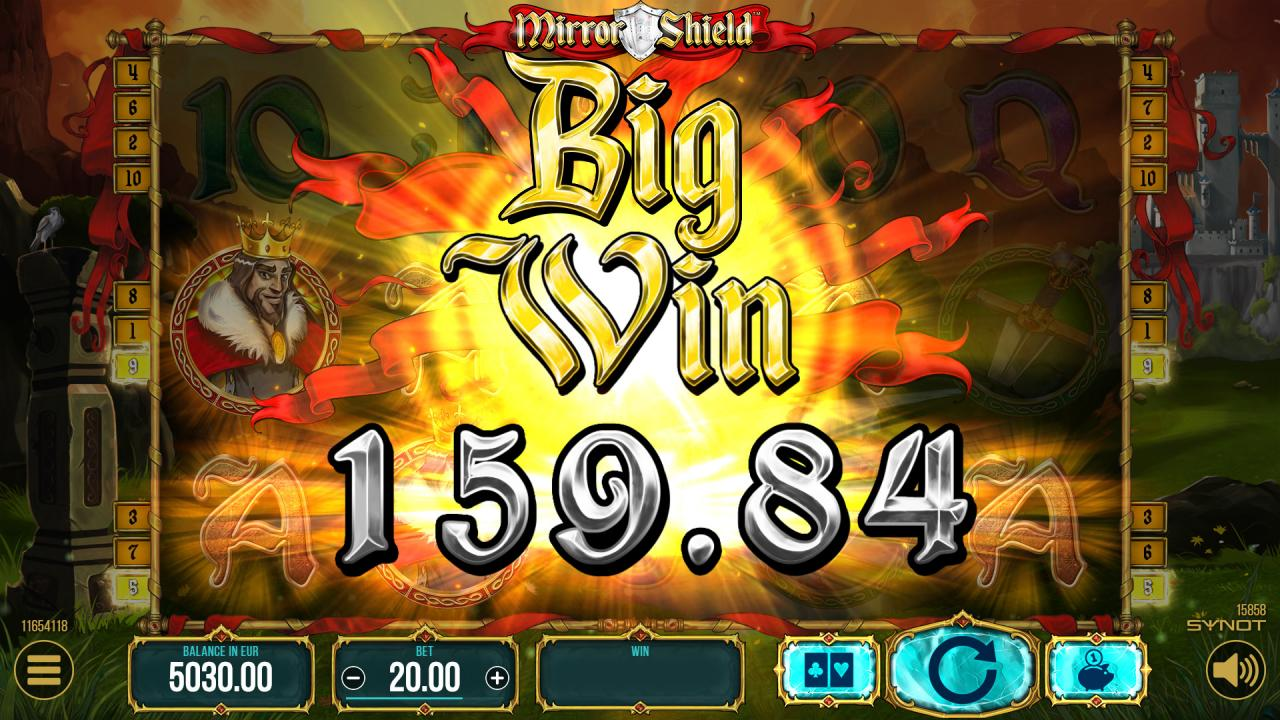 MirrorShield BigWin