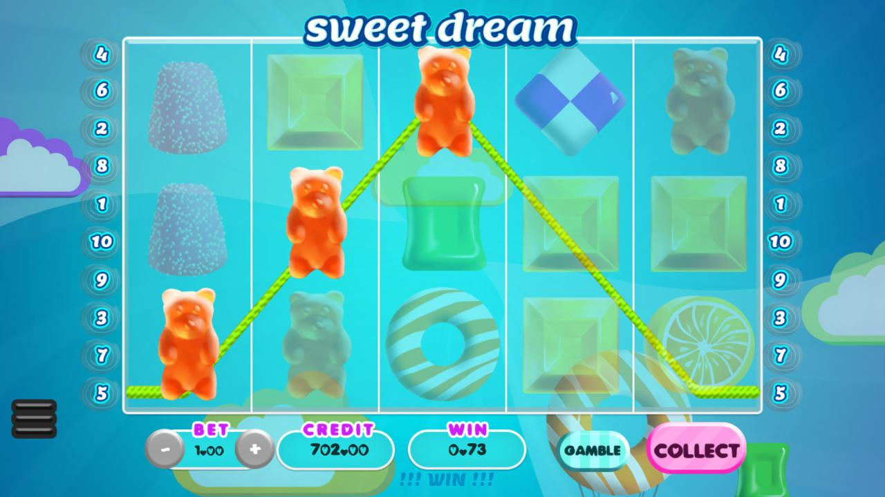 SweetDream win3