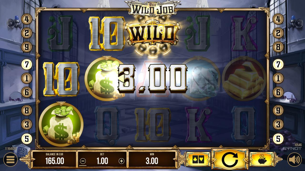 TheWildJob win