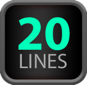 20 Lines