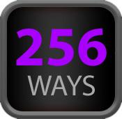 256 way
