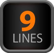 9lines