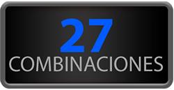 27 Combinaciones