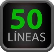 50 lines