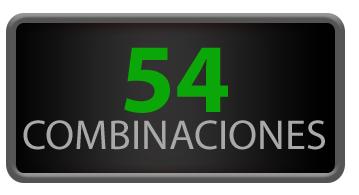54 ways