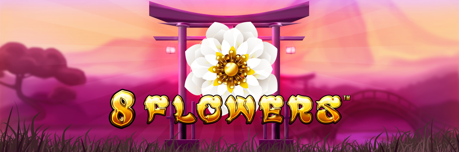 8Flowers header games
