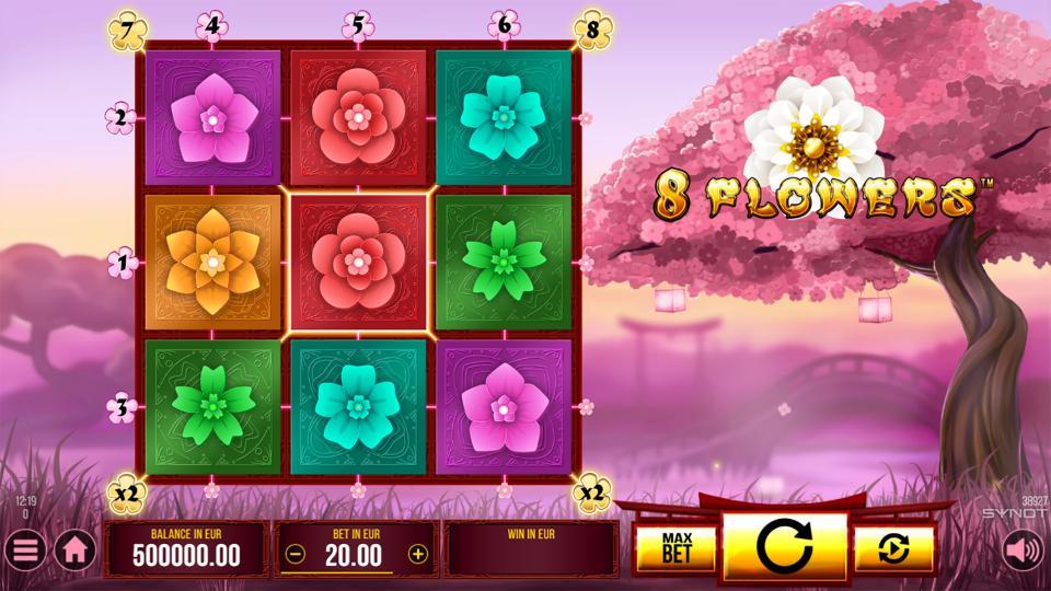 8 Flowers Reels