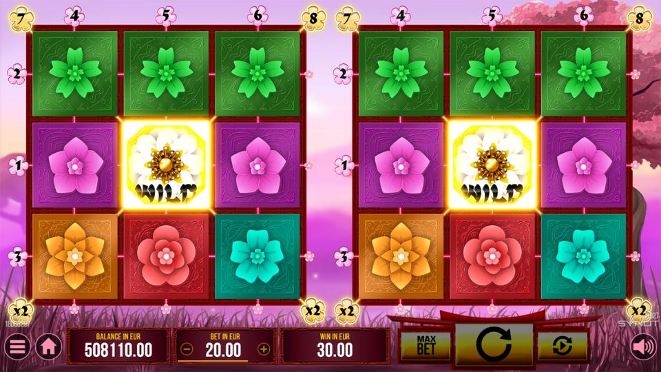 8 Flowers Respins