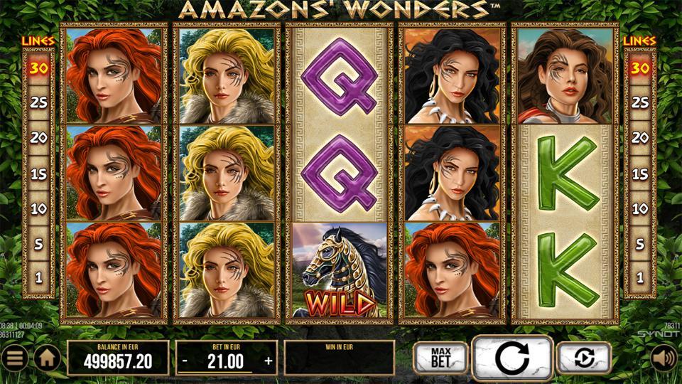 Amazon Wonders reels