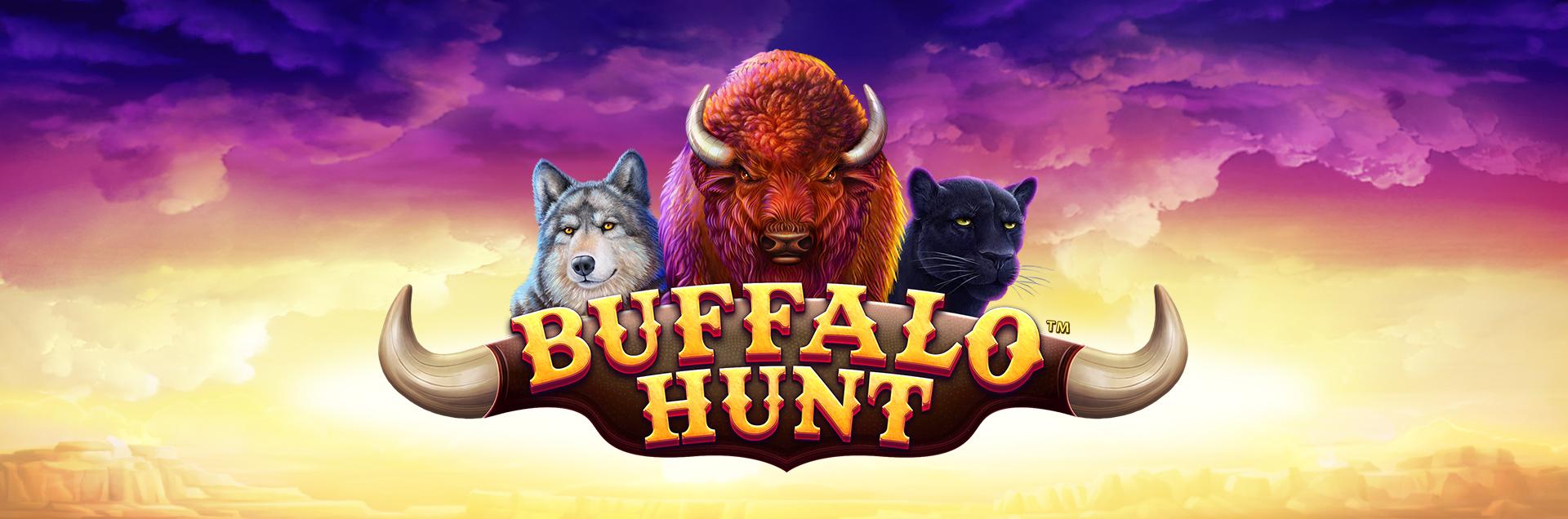 Buffalo Hunt header games