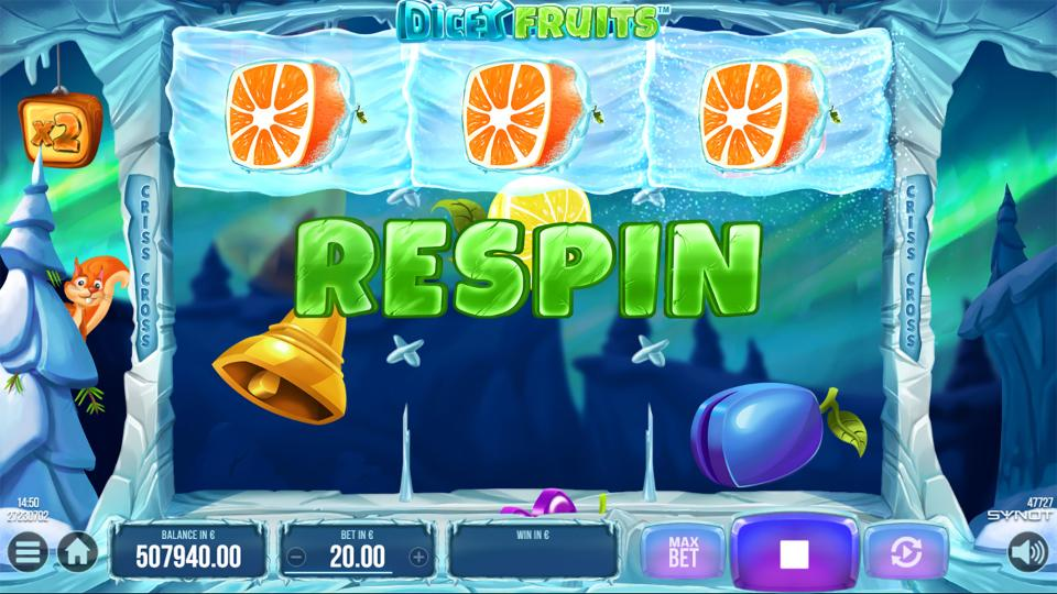 Dicey Fruits respins