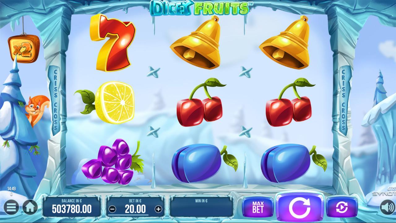 Dicey Fruits reels